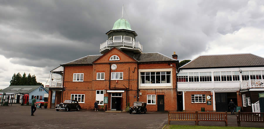 Brooklands Clubhouse