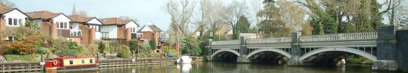 Canal Weybridge